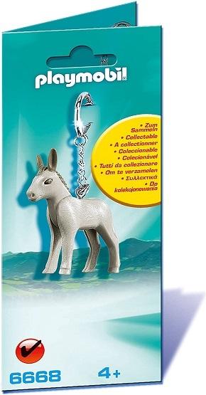 Playmobil 6668 - Schlüsselanhänger Eselfohlen