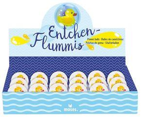 Entchen - Flummis (18 Stück)