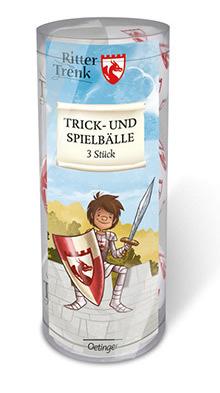 Trick- und Spielbälle - Ritter Trenk (3 Stück pro Packung)