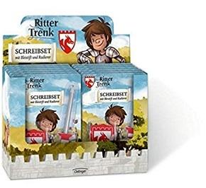 Display Ritter Trenk (12x Bleistift + Radierer)