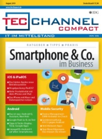 Tecchannel compact 08/2019 - Smartphone & Co. im Business
