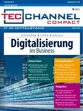 Tecchannel compact 12/2018 - Android & iOS