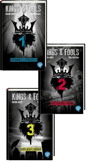 Kings & Fools - Buchpaket (Band 1-3)