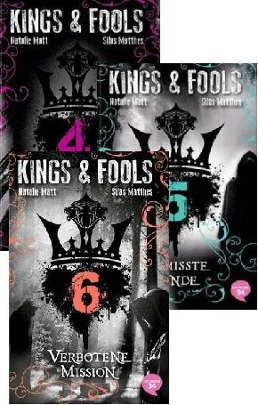 Kings & Fools - Buchpaket (Band 4-6)