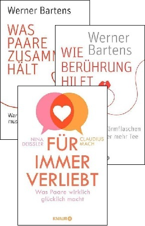 Partnerschaft & Beziehung - Ratgeber-Paket (3 Bücher)