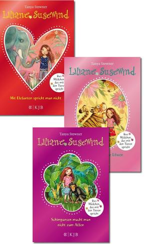 Liliane Susewind - Kinderbuch-Paket (3 Bücher)
