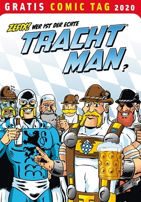 Tracht Man - Gratis Comic Tag 2020