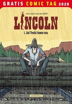 Lincoln: 1. Auf Teufel komm raus - Gratis Comic Tag 2020