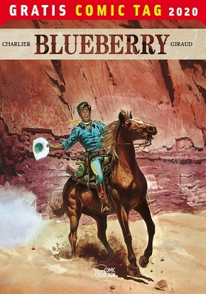 Blueberry - Gratis Comic Tag 2020