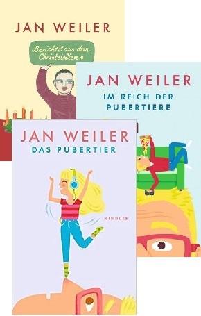 Jan Weiler - Bestseller-Paket (3 Bücher)
