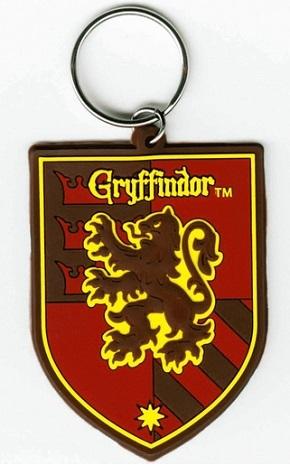 Schlüsselanhänger Harry Potter - Hogwarts (Haus Gryffindor)