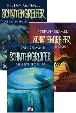 Schattengreifer Buchpaket (Band 1-3)