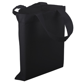 Büchertasche Basic - schwarz