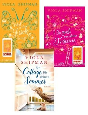 Viola Shipman - Bestseller-Paket (3 Bücher)