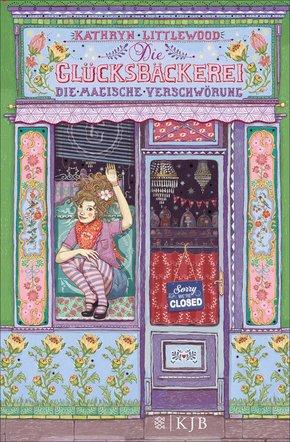 Die Glücksbäckerei - Die magische Verschwörung (eBook, ePUB)