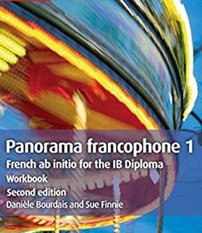Panorama francophone 1 Workbook