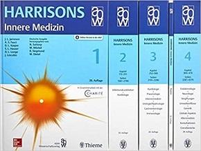 Harrisons Innere Medizin (4 Bände)