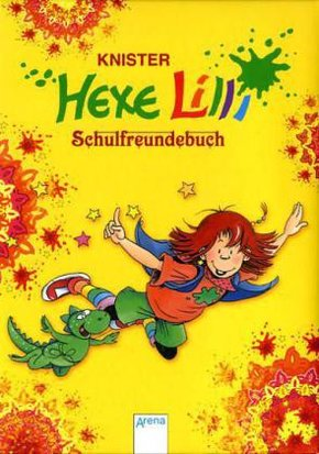 Hexe Lilli Schulfreundebuch