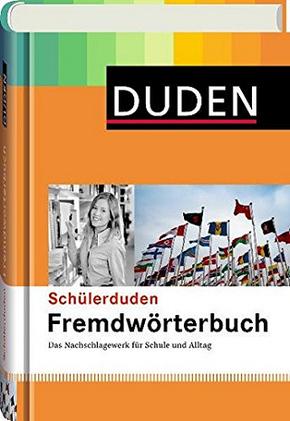 (Duden) Schülerduden; Fremdwörterbuch