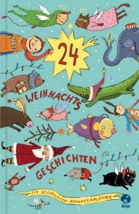 24 Weihnachtsgeschichten