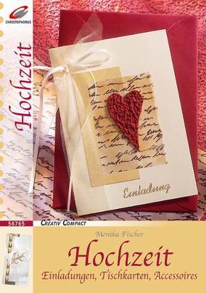 Hochzeit, Einladungen, Tischkarten, Accessoires