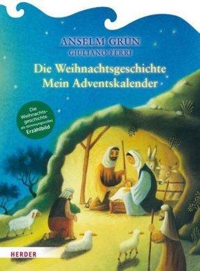 Die Weihnachtsgeschichte - Mein Adventskalender