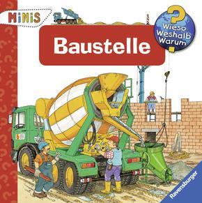 Ravensburger Minis: Baustelle - Wieso? Weshalb? Warum?
