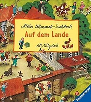 Auf dem Lande - Mein Wimmel-Suchbuch