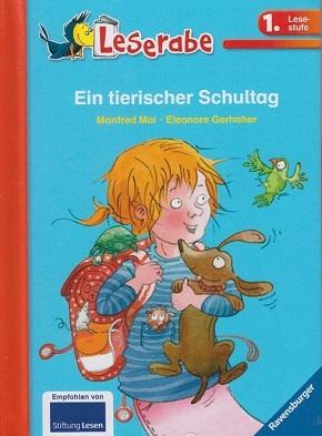 Leserabe - Ein tierischer Schultag (1. Lesestufe)