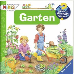 Ravensburger Minis: Garten - Wieso? Weshalb? Warum?