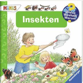 Ravensburger Minis: Insekten - Wieso? Weshalb? Warum?
