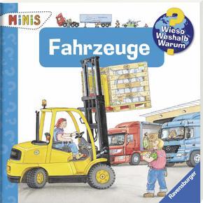 Ravensburger Minis: Fahrzeuge - Wieso? Weshalb? Warum?