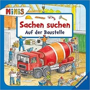 Ravensburger Minis: Sachen suchen - Auf der Baustelle