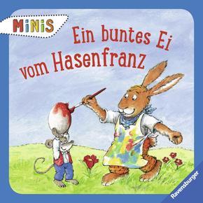 Ravensburger Minis Ostern - Ein buntes Ei vom Hasenfranz