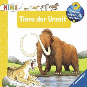 Ravensburger Minis: Tiere der Urzeit - Wieso? Weshalb? Warum?