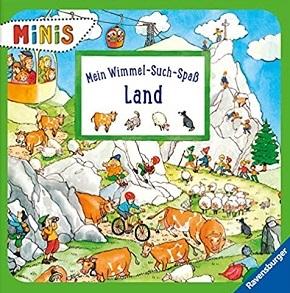 Ravensburger Minis - Mein Wimmel-Such-Spaß: Land