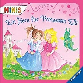 Ravensburger Minis - Ein Herz für Prinzessin Elli