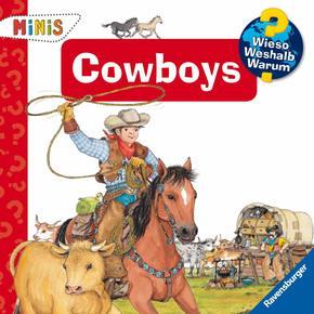 Ravensburger Minis: Cowboys - Wieso? Weshalb? Warum?