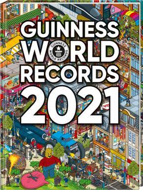 Guinness World Records 2021 - Deutschsprachige Ausgabe