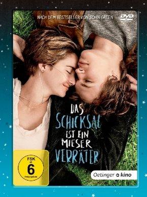 Das Schicksal ist ein mieser Verräter, DVD