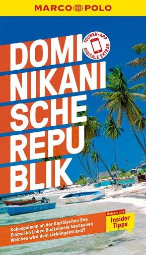 MARCO POLO Reiseführer Dominikanische Republik (eBook, PDF)