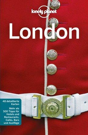 Lonely Planet Reiseführer London (eBook, PDF)