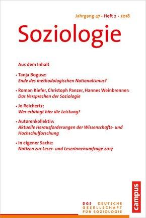 Köstnick, Soziologie 2.2018