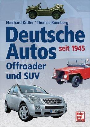 Deutsche Autos seit 1945