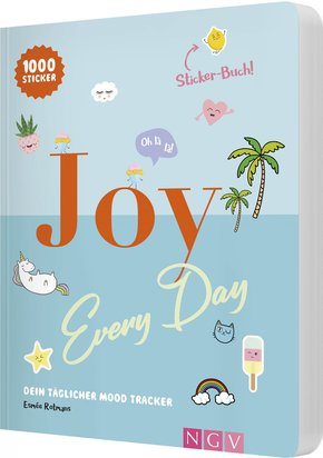 Joy every day, Stickerbuch