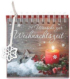 24 Wünsche zur Weihnachszeit
