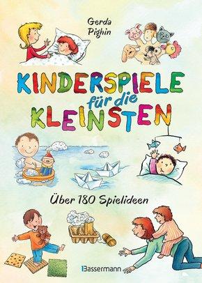 Kinderspiele für die Kleinsten (eBook, ePUB)