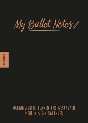 My Bullet Notes