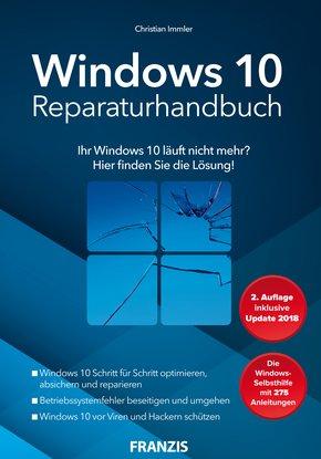 Windows 10 Reparaturhandbuch (eBook, PDF)