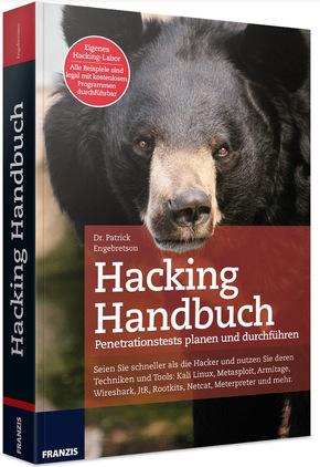 Hacking Handbuch - Computersicherheit, Hacking, Penetrationstests